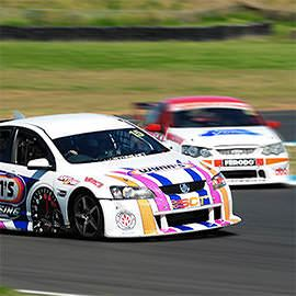 V8 supercars, formula ford and rallying